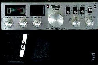 TRAM D80 MOBILE